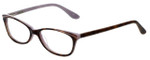 Corinne McCormack Designer Eyeglasses West-End-LAV in Lavender 52mm :: Progressive