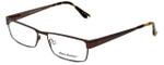 Marc Hunter Designer Eyeglasses MH7280-BRN in Brown 56mm :: Rx Single Vision