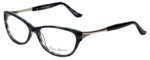 Valerie Spencer Designer Eyeglasses VS9319-MID in Mid Black 53mm :: Custom Left & Right Lens