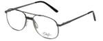 Dale Jr. Designer Eyeglasses DJ6807-SGU-54 in Satin Gun 54mm :: Rx Single Vision