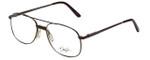 Dale Jr. Designer Eyeglasses DJ6807-SBR-54 in Satin Brown 54mm :: Progressive