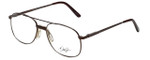 Dale Jr. Designer Reading Glasses DJ6807-SBR-57 in Satin Brown 57mm