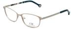 Carolina Herrera Designer Eyeglasses VHE059-0SR1 in Gray 54mm :: Progressive