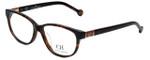 Carolina Herrera Designer Eyeglasses VHE590-0909 in Shiny Havana 53mm :: Progressive