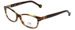 Carolina Herrera Designer Eyeglasses VHE615-0794 in Havana 53mm :: Progressive