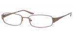 Eddie Bauer Designer Eyeglasses EB8253 in Taupe 53mm :: Custom Left & Right Lens