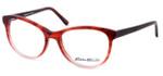 Eddie Bauer Designer Eyeglasses EB8295 in Matte-Burgundy Fade 52mm :: Custom Left & Right Lens
