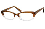 Eddie Bauer Designer Reading Glasses EB8290 in Brown Fade 50mm