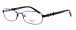 Dale Earnhardt, Jr. Designer Eyeglasses DJ6743 in Black 53mm :: Rx Single Vision