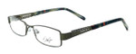 Dale Earnhardt, Jr. Designer Eyeglasses DJ6772 in Jade 53mm :: Rx Single Vision