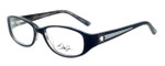 Dale Earnhardt, Jr. Designer Eyeglasses DJ6793 in Black-Grey 51mm :: Rx Single Vision