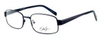 Dale Earnhardt, Jr. Designer Reading Glasses DJ6736 in Gunmetal 54mm