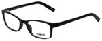 Seventeen Designer Eyeglasses SV5393-MBK in Matte Black 51mm :: Custom Left & Right Lens