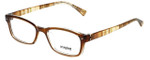 Seventeen Designer Eyeglasses SV5397-BRN in Brown 50mm :: Custom Left & Right Lens