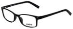 Seventeen Designer Eyeglasses SV5393-MBK in Matte Black 51mm :: Rx Single Vision