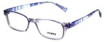 Seventeen Designer Eyeglasses SV5397-PUR in Purple 50mm :: Rx Single Vision