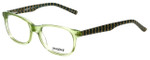 Seventeen Designer Eyeglasses SV5387-LIM in Lime 48mm :: Rx Bi-Focal
