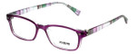 Seventeen Designer Reading Glasses SV5397-VIO in Violet 50mm
