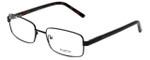 Big and Tall Designer Eyeglasses Big-And-Tall-1-Black in Black 60mm :: Custom Left & Right Lens