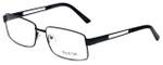 Big and Tall Designer Eyeglasses Big-And-Tall-6-Matte-Black in Matte Black 61mm :: Rx Single Vision