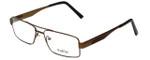 Big and Tall Designer Eyeglasses Big-And-Tall-2-Brown-Black in Brown Black 60mm :: Progressive