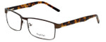 Big and Tall Designer Eyeglasses Big-And-Tall-15-Matte-Brown in Matte Brown 60mm :: Rx Bi-Focal