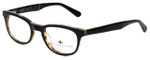 Argyleculture Designer Eyeglasses Paxton in Black 50mm :: Custom Left & Right Lens