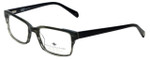 Argyleculture Designer Eyeglasses Campbell in Black 54mm :: Rx Single Vision