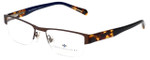 Argyleculture Designer Eyeglasses Sanders in Brown 55mm :: Rx Single Vision