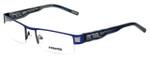 Renoma Designer Reading Glasses R1020-2210 in Blue 54mm