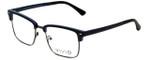Calabria Viv Designer Eyeglasses Vivid-257 in Navy 52mm :: Custom Left & Right Lens