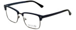 Calabria Viv Designer Eyeglasses Vivid-257 in Navy 52mm :: Rx Bi-Focal
