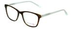Vivid Designer Eyeglasses Vivid-878 in Tortoise-Green 51mm :: Rx Single Vision