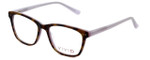 Vivid Designer Eyeglasses Vivid-878 in Tortoise-Purple 51mm :: Rx Single Vision