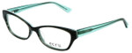 Ecru Designer Eyeglasses Ferry-034 in Oyster 53mm :: Custom Left & Right Lens