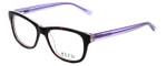 Ecru Designer Eyeglasses Morrison-049 in Tortoise-Purple 51mm :: Custom Left & Right Lens