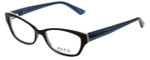Ecru Designer Eyeglasses Ferry-032 in Cerulean 53mm :: Progressive