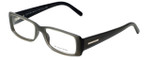 Burberry Designer Eyeglasses B2039-3091 in Gray 52mm :: Custom Left & Right Lens