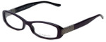 Burberry Designer Eyeglasses B2062-3154 in Violet 52mm :: Custom Left & Right Lens