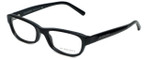 Burberry Designer Eyeglasses B2096-3001 in Black 51mm :: Custom Left & Right Lens