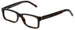 Burberry Designer Eyeglasses B2108-3002 in Dark Havana 52mm :: Custom Left & Right Lens