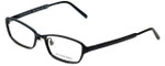 Burberry Designer Eyeglasses B1272TD-1001 in Black 53mm :: Rx Single Vision