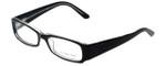 Burberry Designer Eyeglasses B2043-3029 in Black 50mm :: Rx Single Vision