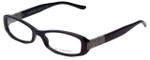 Burberry Designer Eyeglasses B2062-3154 in Violet 52mm :: Rx Single Vision