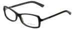 Burberry Designer Eyeglasses B2083-3227-52 in Striped Gray 52mm :: Rx Single Vision