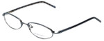 Burberry Designer Eyeglasses B911-U-J22 in Gunmetal 48mm :: Rx Single Vision