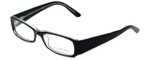 Burberry Designer Eyeglasses B2043-3029 in Black 50mm :: Progressive