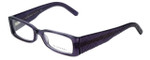 Burberry Designer Eyeglasses B2080-3197 in Violet 50mm :: Progressive