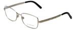 Burberry Designer Eyeglasses B1259-Q-1159 in Silver 52mm :: Rx Bi-Focal
