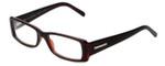 Burberry Designer Eyeglasses B2039-3078 in Bordeaux 50mm :: Rx Bi-Focal
